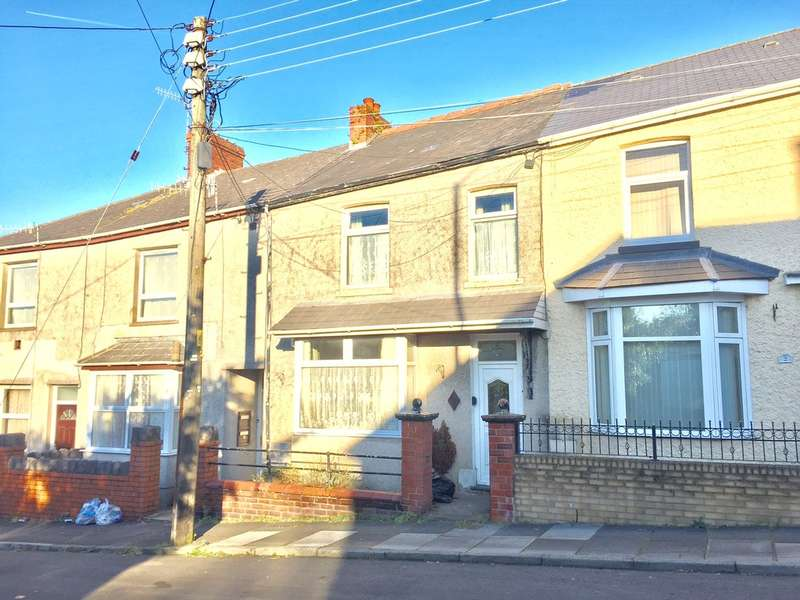 3 Bedrooms Terraced House for sale in Westbourne Road, Neath