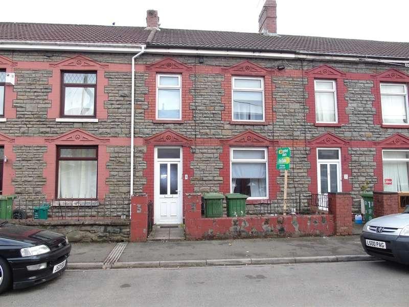 4 Bedrooms Terraced House for sale in Nant Y Dall Avenue, Rhydyfelin, Pontypridd