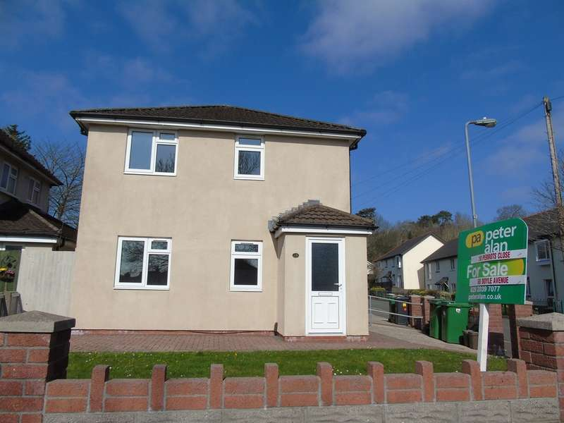 2 Bedrooms Ground Flat for sale in Doyle Avenue, Cardiff