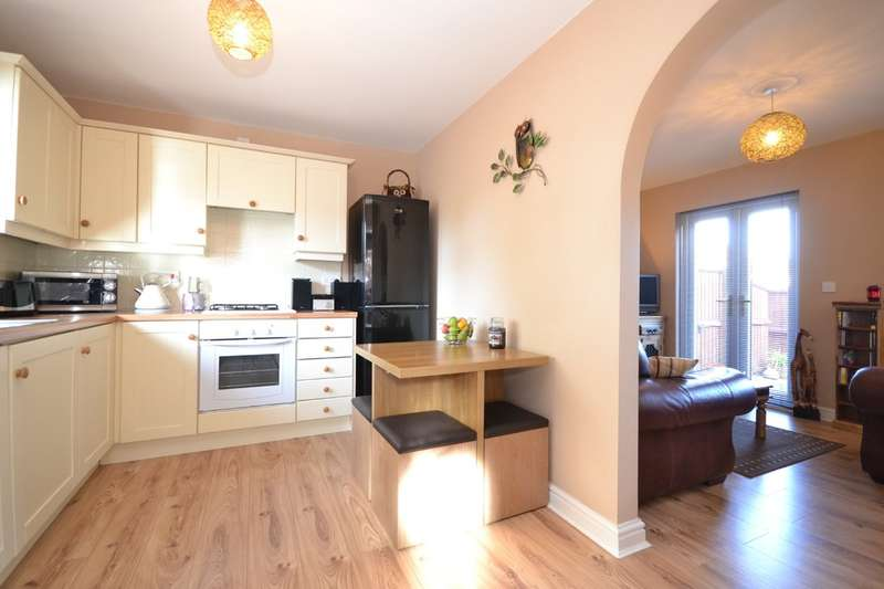 2 Bedrooms Semi Detached House for sale in Carisbrooke, Isle Of Wight
