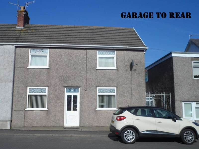 3 Bedrooms Semi Detached House for sale in Gwilym Road, Cwmllynfell, Swansea