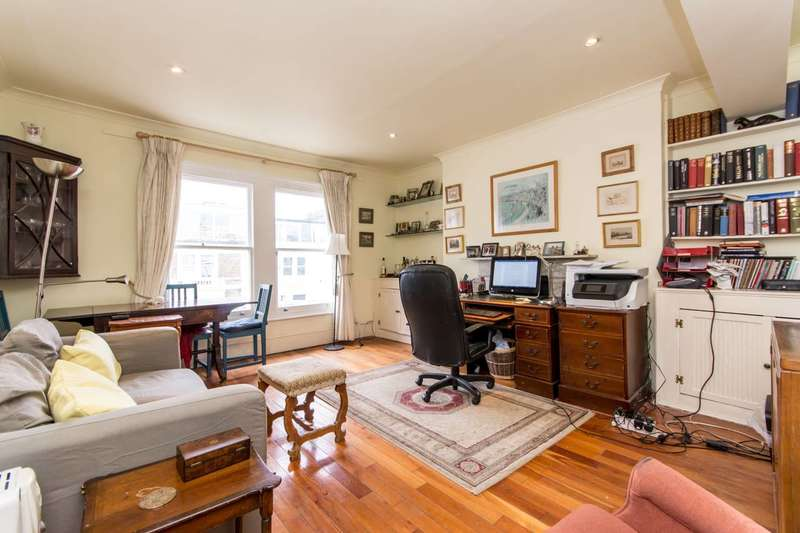 2 Bedrooms Flat for sale in Sinclair Gardens, Brook Green, W14