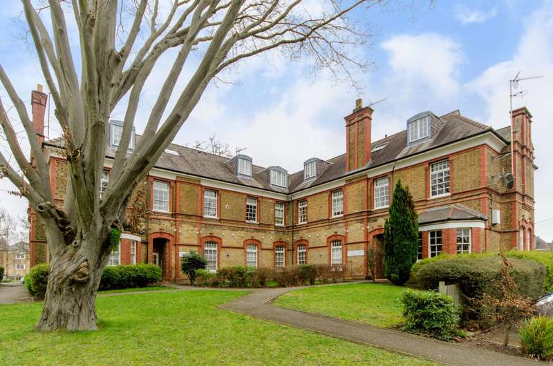 2 Bedrooms Flat for sale in Fothergill Drive, Winchmore Hill, N21