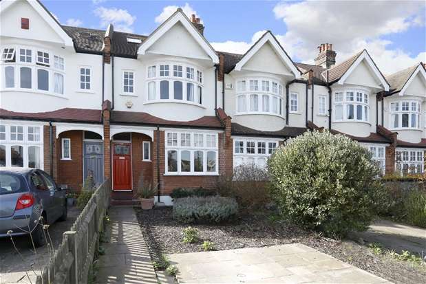 3 Bedrooms Terraced House for sale in Rosendale Road, Dulwich