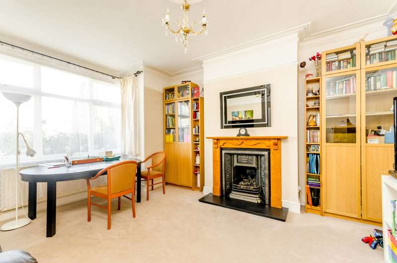 3 Bedrooms Terraced House for rent in Albany Road, Wimbledon, SW19