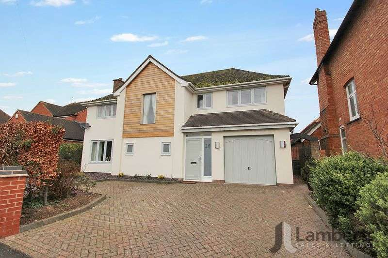 4 Bedrooms Detached House for sale in Oakland Avenue, Droitwich