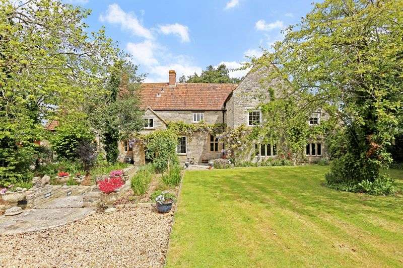 6 Bedrooms Property for sale in OLD MANOR FARM, LOW HAM, SOMERSET, TA10 9DP