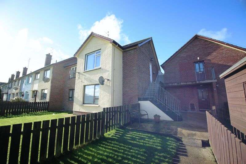 2 Bedrooms Flat for sale in 40B Selshion Parade, Portadown