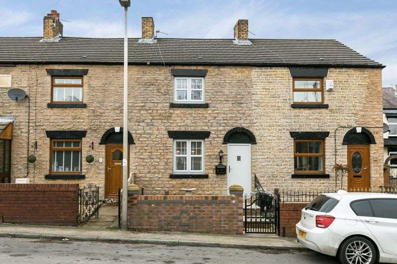 2 Bedrooms Terraced House for sale in Sandy Lane, Orrell, WN5 7AZ