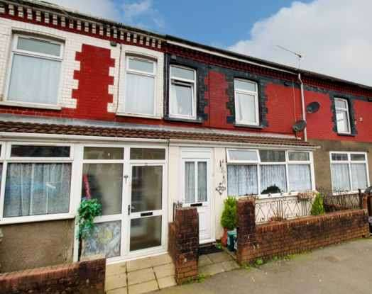 3 Bedrooms Terraced House for sale in Tridwr Rd, Caerphilly, Mid Glamorgan, CF83 4DN