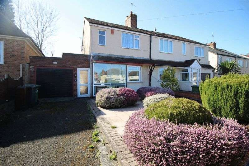 3 Bedrooms Semi Detached House for sale in Three Tuns Lane, Oxley, Wolverhampton