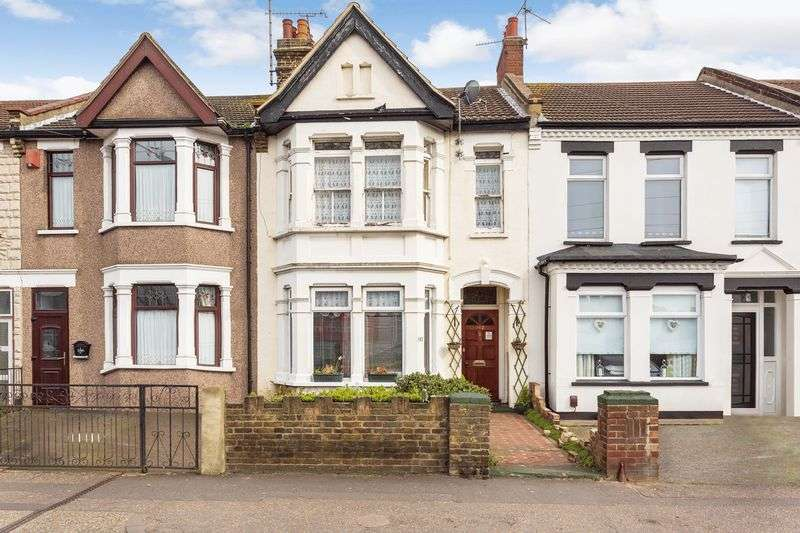 2 Bedrooms Flat for sale in Sutton Road, Southend-On-Sea