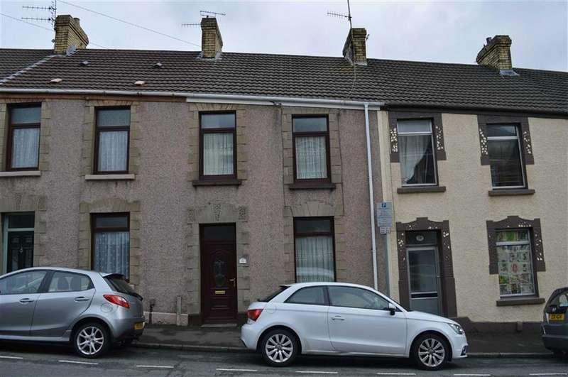 3 Bedrooms Terraced House for sale in Kinley Street, Swansea, SA1