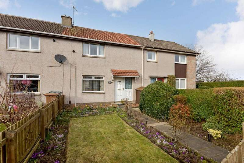 2 Bedrooms Terraced House for sale in 3 Forthview Crescent, Currie, EH14 5QQ