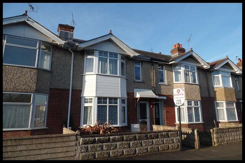 3 Bedrooms Terraced House for sale in Downs Park Crescent, Eling, Southampton SO40