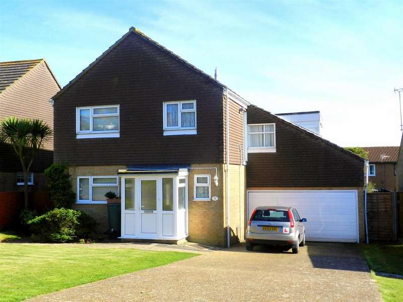 4 Bedrooms Detached House for sale in Forest Way, Winford, Sandown