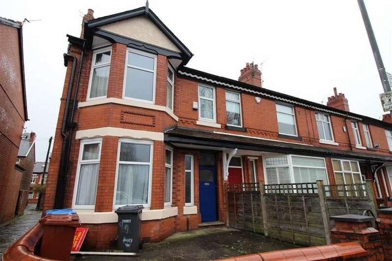 4 Bedrooms Terraced House for rent in Burton Road, Manchester