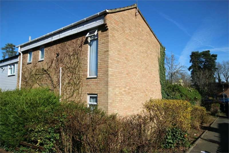 2 Bedrooms End Of Terrace House for sale in Oakengates, Bracknell, Berkshire
