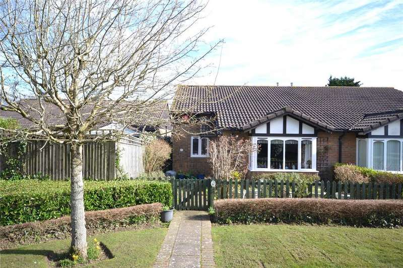 2 Bedrooms Semi Detached House for sale in Stratford Place, Lymington, Hampshire, SO41