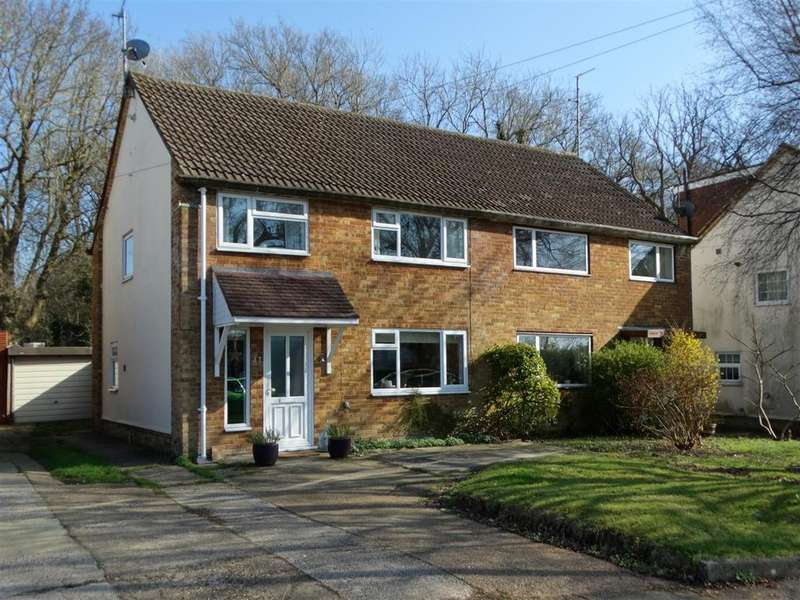 3 Bedrooms Semi Detached House for sale in Chanctonbury Road, Burgess Hill