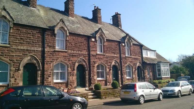 2 Bedrooms Terraced House for rent in Wilshaw Terrace, Church Road, Thornton Hough, CH63