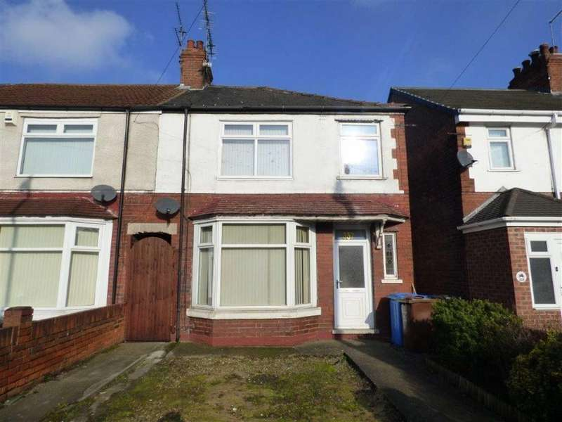 3 Bedrooms End Of Terrace House for sale in James Reckitt Avenue, Hull, East Yorkshire, HU8