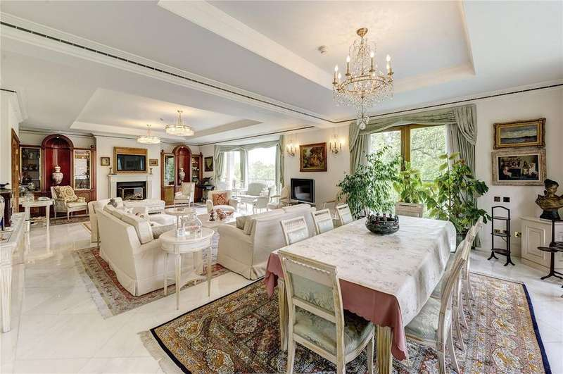 5 Bedrooms Flat for sale in Park Lane, Mayfair, London, W1K