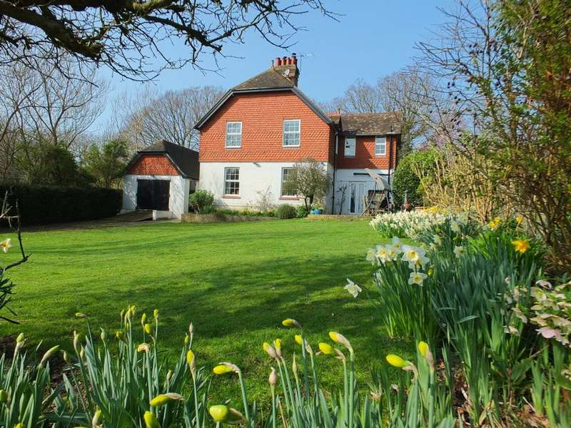 4 Bedrooms House for sale in East Grinstead Road, North Chailey, BN8