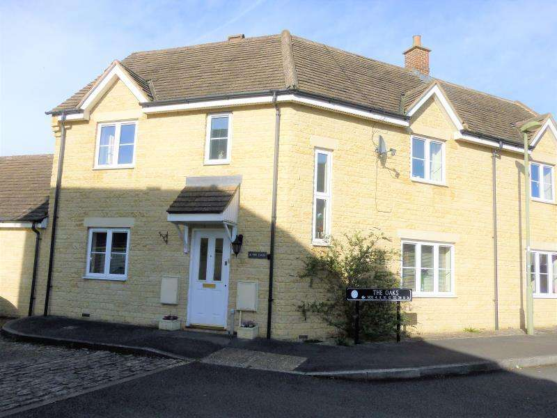 4 Bedrooms End Of Terrace House for sale in The Oaks, Carterton, Oxon