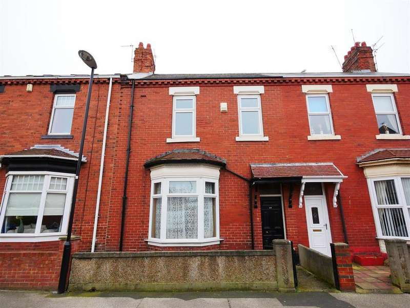 3 Bedrooms Terraced House for sale in Featherstone Street, Sunderland