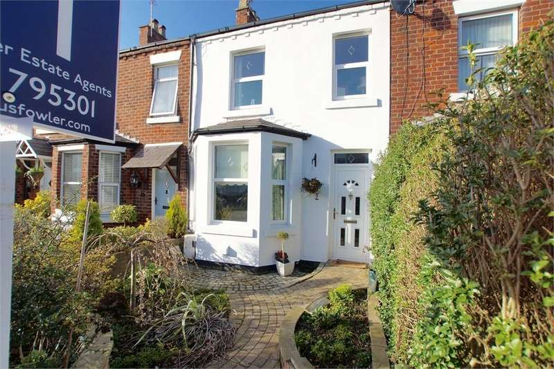 3 Bedrooms Terraced House for sale in Victoria Street, Lytham, Lancashire