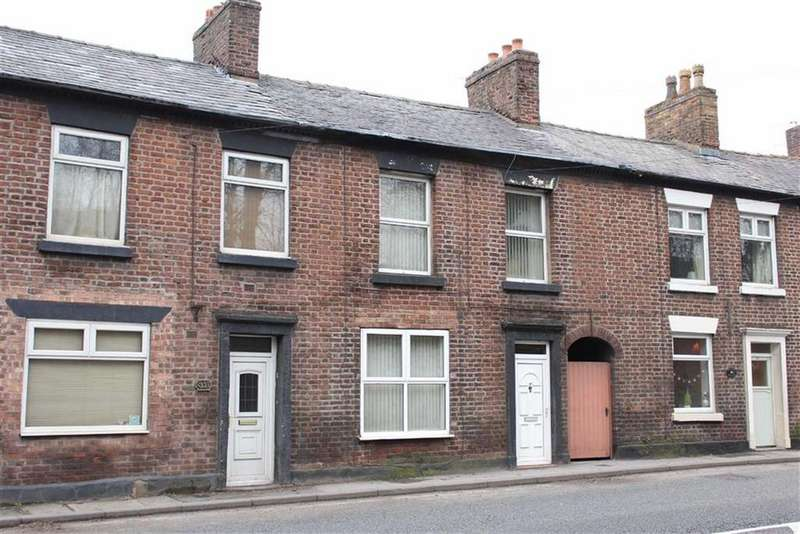 3 Bedrooms Terraced House for sale in Buxton Road, Disley, Stockport, Cheshire