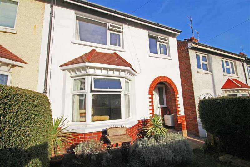 3 Bedrooms Semi Detached House for sale in Southdown Road, Portslade, Brighton