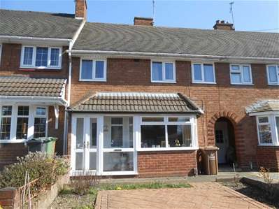3 Bedrooms Terraced House for sale in Glastonbury Crescent, Mossley, Bloxwich