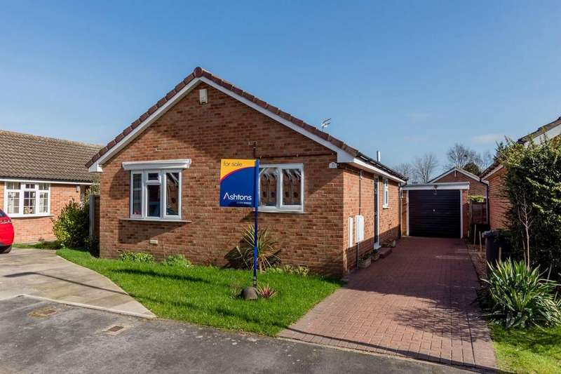 2 Bedrooms Detached Bungalow for sale in Reygate Grove, Copmanthorpe, YORK