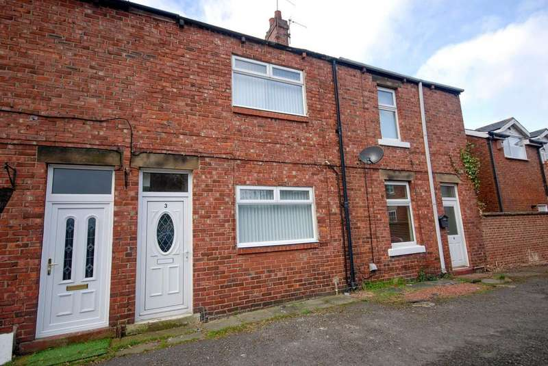 2 Bedrooms Terraced House for sale in Barrack Terrace, Kibblesworth