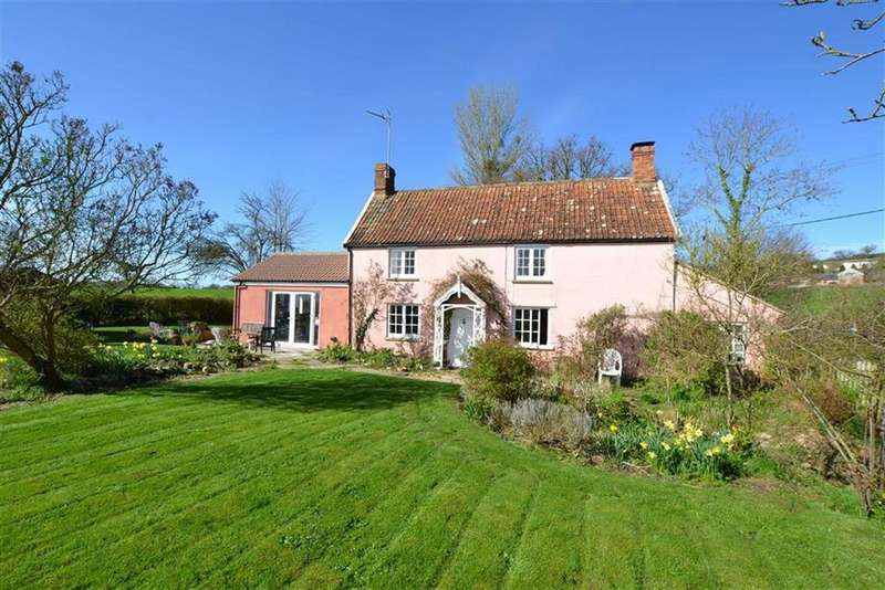 2 Bedrooms Detached House for sale in Gotton Lane, Cheddon Fitzpaine, Taunton, Somerset, TA2