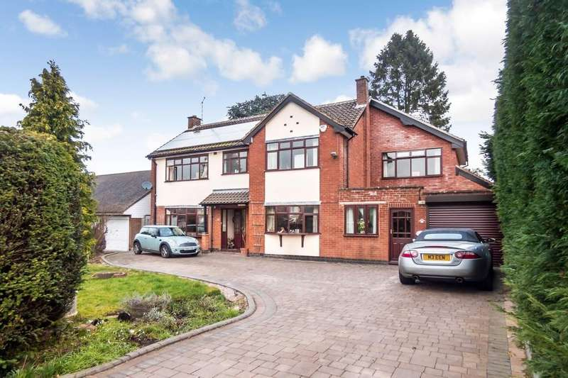 5 Bedrooms Detached House for sale in Nightingale Lane, Beechwood Gardens