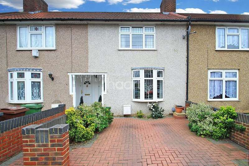 3 Bedrooms Terraced House for sale in Fanshawe Crescent