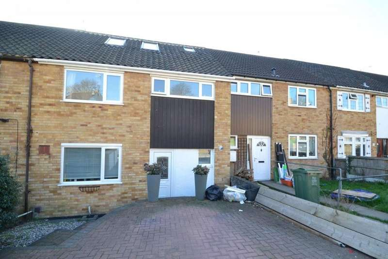 4 Bedrooms Terraced House for sale in Betoyne Close, Billericay, Essex, CM11