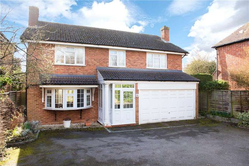 5 Bedrooms Detached House for sale in Thame Road, Haddenham, Aylesbury, Buckinghamshire