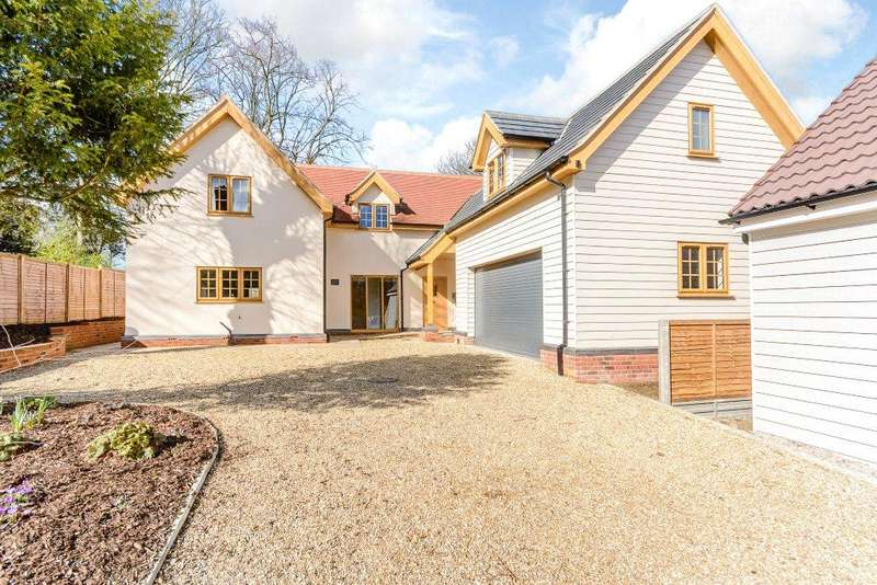 5 Bedrooms Residential Development Commercial for sale in Blythwood Gardens, Stansted, CM24
