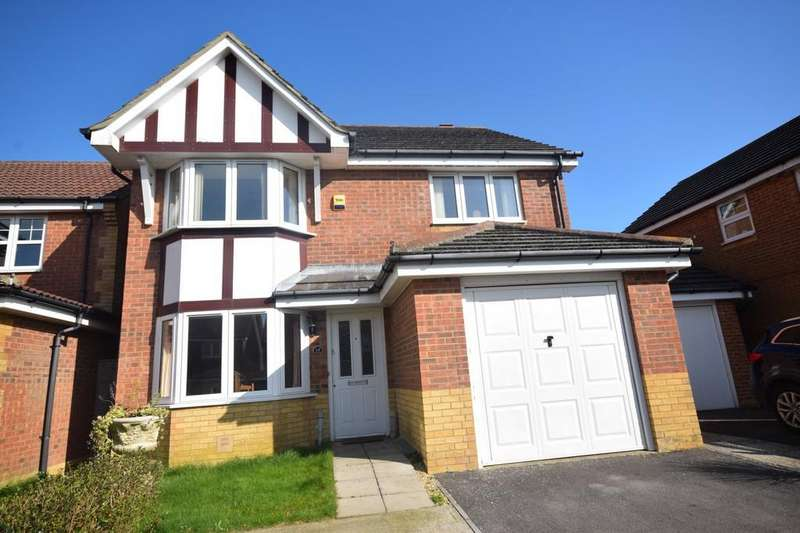 3 Bedrooms Detached House for sale in Juniper Close, Newport