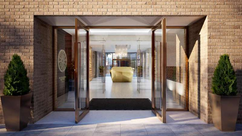 1 Bedroom Apartment Flat for sale in Chadwick House, Westminster Quarter