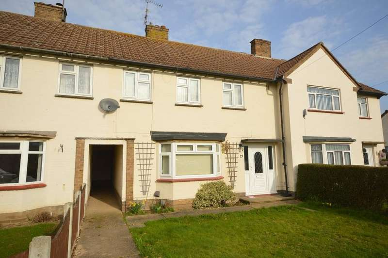 3 Bedrooms Terraced House for sale in Willett Road, Colchester