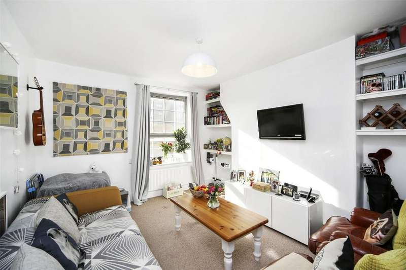 2 Bedrooms Flat for sale in Temair House, Roan Street, Greenwich, London, SE10