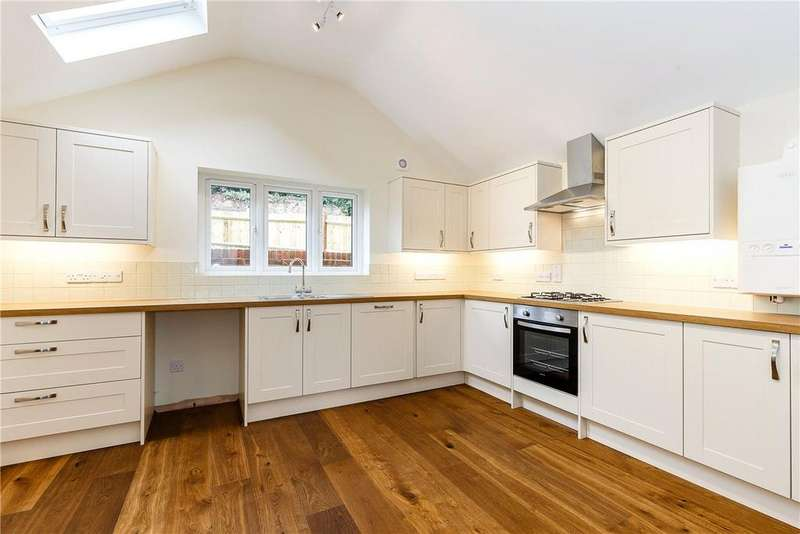 3 Bedrooms End Of Terrace House for sale in Hurstbourne Priors, Whitchurch, Hampshire, RG28