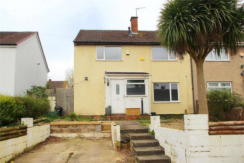 4 Bedrooms End Of Terrace House for sale in Keble Avenue, Bishopsworth, BRISTOL, BS13