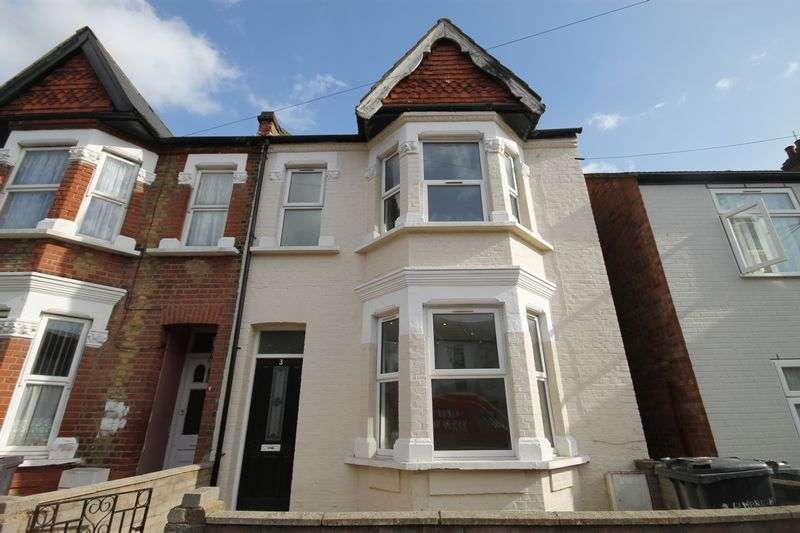 4 Bedrooms Semi Detached House for sale in Hambrough Road, Southall