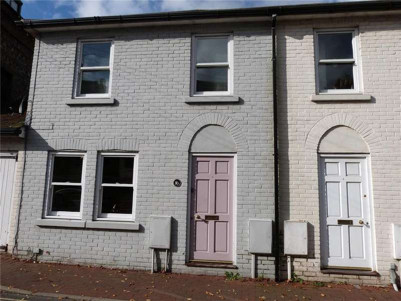 3 Bedrooms Terraced House for sale in Abinger Place, Lewes, East Sussex, BN7